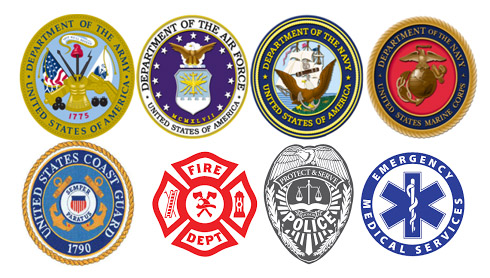 Kero-Del: Military and 1st Responder Discounts
